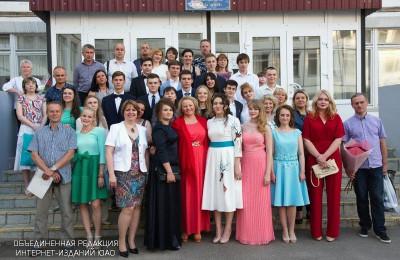 Выпускники столичных школ