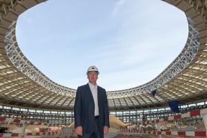 По мнению мэра обновленные «Лужники» станут украшением ЧМ-2018