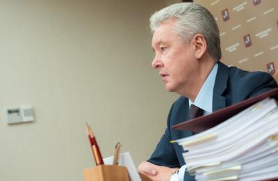 Мэр Москвы Сергей Собянин провел очередное заседание ГЗК