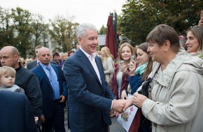 Сергей Собянин принял участие в фестивале варенья