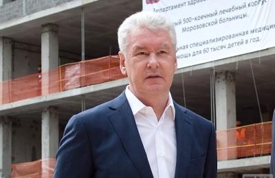Сергей Собянин рассказал о повышении тарифов на ОМС