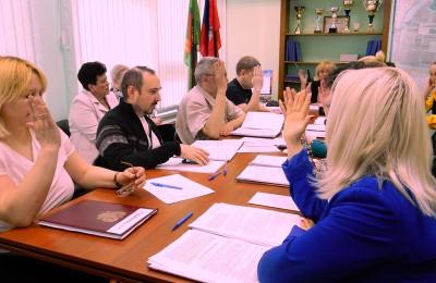 Депутаты рассмотрели вопрос работы одной из комиссий