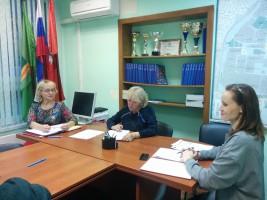 Глава муниципального округа Галина Ковтун