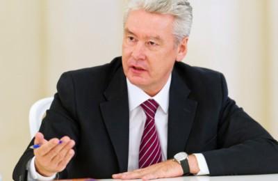 Мэр Москвы Сергей Собянин прокомментировал значение нового Звенигородского путепровода для облегчения дорожно-транспортной ситуации в столице