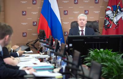 Сергей Собянин рассказал о программе сноса нелегальных построек в Москве