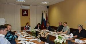 Обновленная ТИК района Бирюлево Западное провела первое заседание