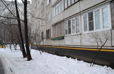 Пятиэтажки в Бирюлеве Западном