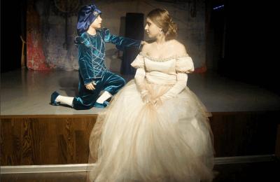 В районе Бирюлево Западное пройдет показ детского спектакля
