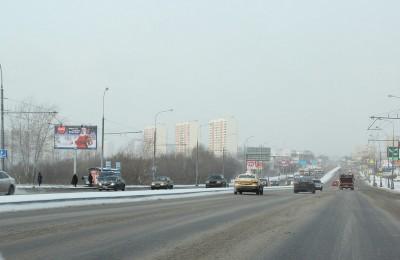 Новые дороги могут появиться в ЮАО на пересечении Каширского и Варшавского шоссе