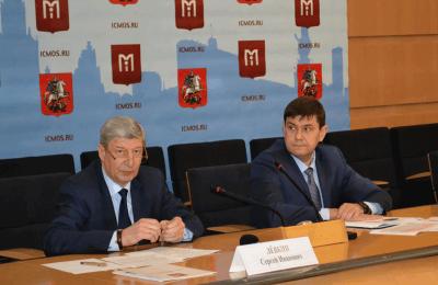 По словам Сергея Левкина, почти 40 ветхих зданий отремонтировали в центре Москвы за последние годы
