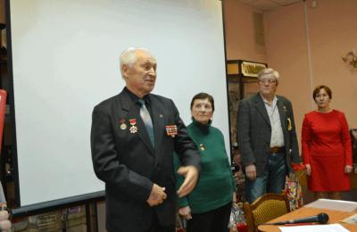 В районе Бирюлево Западное почтили память блокадников
