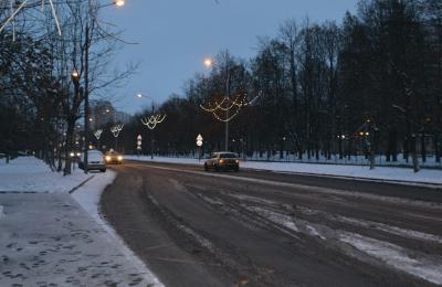 На четырех улицах района отремонтируют дорожное покрытие