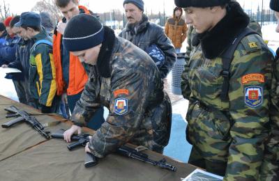 Школьники ЮАО приняли участие в окружной военно-патриотической игре