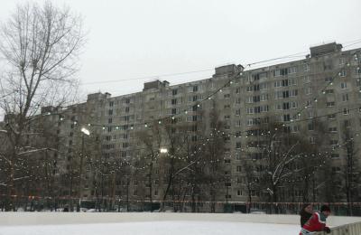 Соревнования по бегу на коньках пройдут в районе Бирюлево Западное