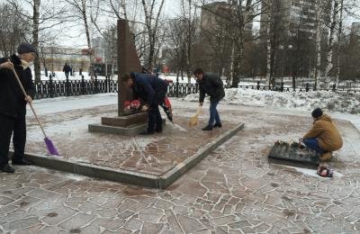 Мемориально-патронатная акция пройдет в районе Бирюлево Западное