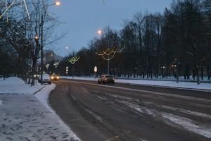 Системы уличного освещения отремонтировали в районе Бирюлево Западное