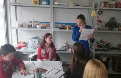 Жителей ЮАО в Международный день родного языка научили сочинять стихи