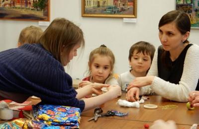 Мастер-классы по 3D-моделированию для детей организованы в библиотеке №160