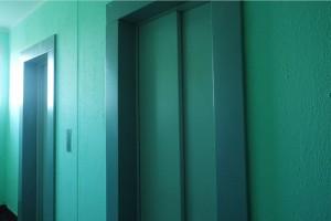 Лифт в многоквартирном доме