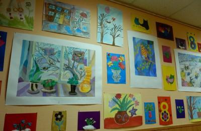 В доме культуры «Дружба» организуют выставку детского рисунка