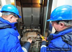 Плановый ремонт лифтов в Бирюлево Западное