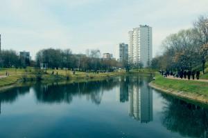 """Жители района Бирюлево Западное смогли посетить экскурсию """"Пошли пешком!"""""""