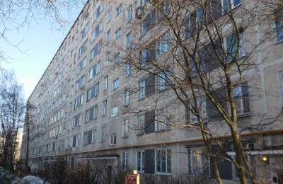 Жилой дом в районе Бирюлево Западное (Медынская улица)