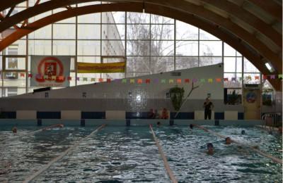 Бассейн в физкультурно-оздоровительном комплексе района Бирюлево Западное