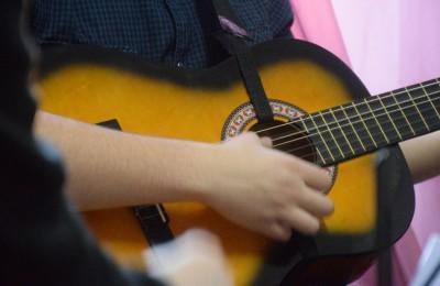 Домашний концерт музыкальных студий пройдет в досуговом центре «НЕО-XXI век»