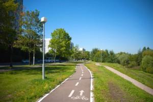 Для жителей Южного округа оборудуют новые  велодорожки