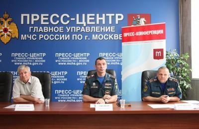 Лысиков: количество пожаров в Москве уменьшилось с начала года