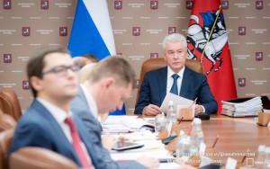 Москва формирует комплексную систему поддержки реального сектора, заявил Сергей Собянин