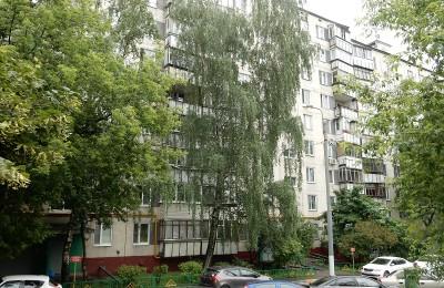 Многоквартирный дом района Бирюлево Западное