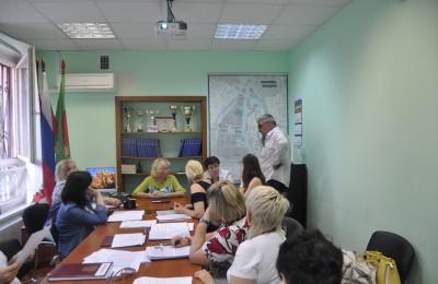 Совет депутатов Бирюлево Западное