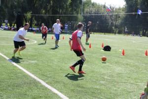 11 футбольных полей в ближайшие два года построят для столичных спортивных школ