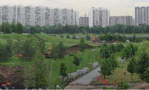 Район Москворечье-Сабурово