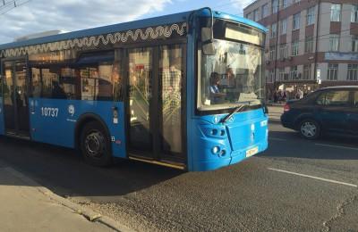 Автобусы в Бирюлеве Западном