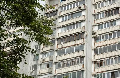 Жилой дом в районе Бирюлево Западное