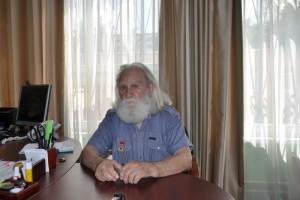 Почетный житель района Бирюлево Западное Владимир Рифтин