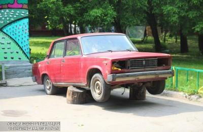 В районе Бирюлево Западное выявили шесть брошенных автомобилей
