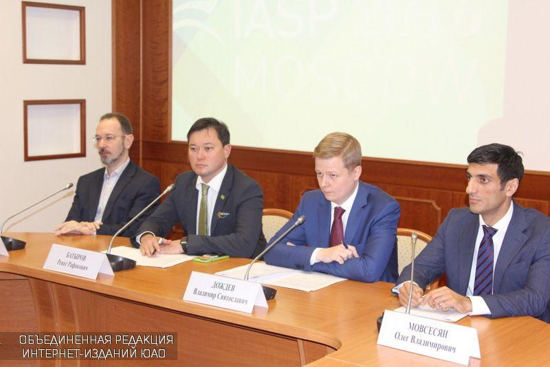 Ежегодная конференция технопарков IASP-2016 откроется 19сентября в российской столице