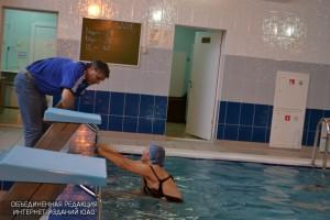 Соревнование по плаванию  в ФОК «Медынский»