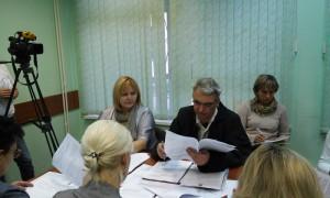 Депутаты муниципального округа Бирюлево Западное на заседании