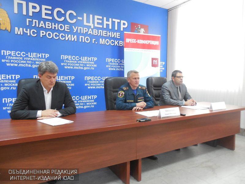 МЧС: ВслучаеЧП места вподземных укрытиях хватит всем москвичам