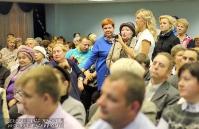 О развитии Южного округа и.о. префекта Лариса Мартьянова расскажет жителям 26 октября