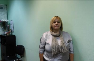 Депутат Татьяна Ульяшина