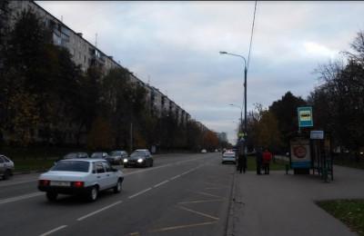 Ремонт систем уличного освещения провели в районе Бирюлево Западное