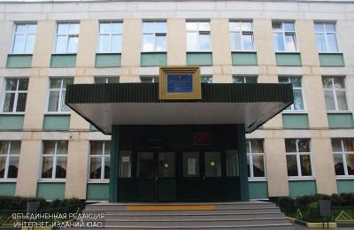 Школа в районе Бирюлево Западное