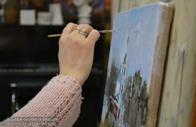 Жителей района обучат технике пастели
