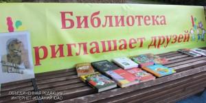 В районе Бирюлево Западное установлены «Уличные библиотеки»
